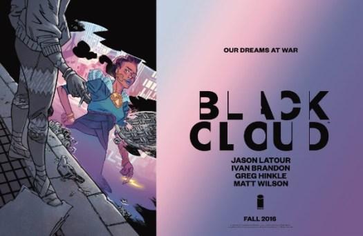 Black Cloud Image Comics new titles