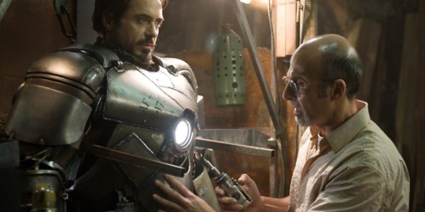 Tony and Yinsen