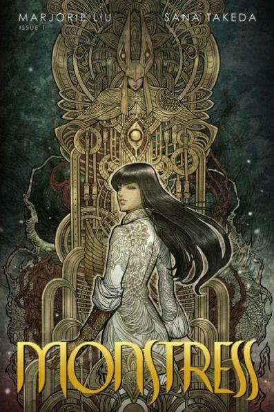 Monstress 1 cover Eisner Awards