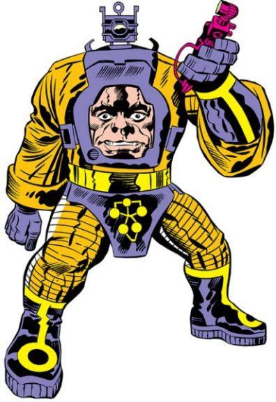 Arnim Zola -Captain America villains