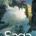 Saga #36 cover