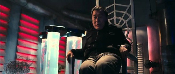 police story lockdown - jackie chan tied up