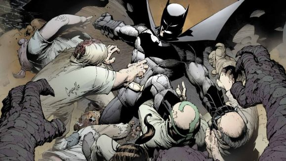 Batman - Top Five Superheroes without Powers
