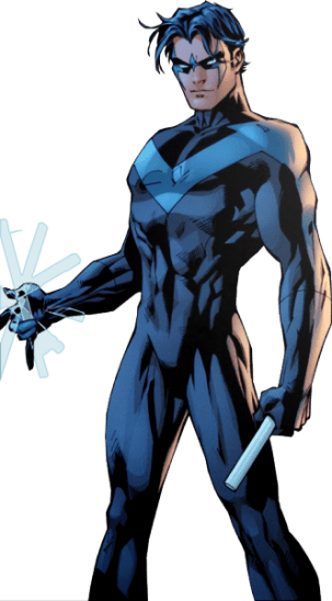 Nightwing - strongest superheroes without powers