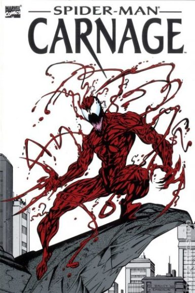 Carnage - Spider-Man Villains