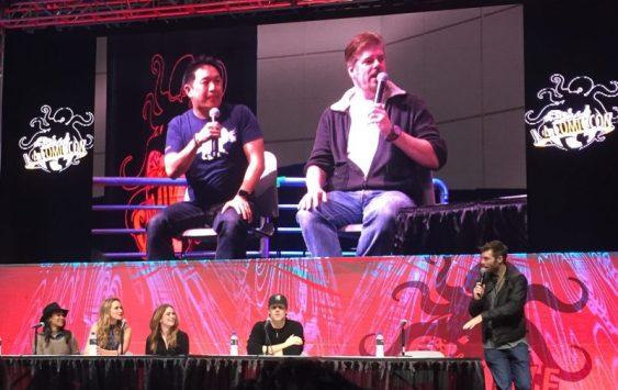 L.A. Comic Con - The Flash TV show pic 1