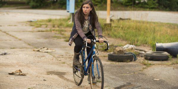 Katelyn Nacon as Enid- The Walking Dead _ Season 7, Episode 5 - Photo Credit: Gene Page/AMC