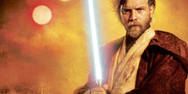 Cover art for the novel Kenobi by John Jackson Miller
