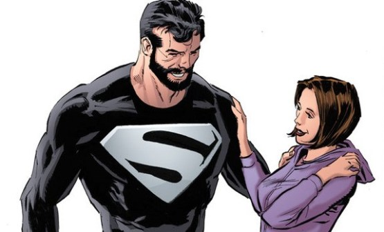 Kat's Pick Best Couple Lois Lane and Clark Kent