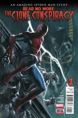 Jim's Pick Best Miniseries Dead No More The Clone Conspiracy