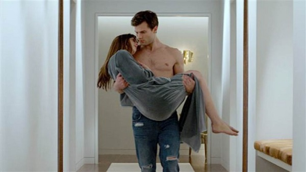 fifty shades of grey - ana and christian
