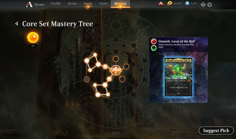 New MTG Arena Update: Multiple Ranked Draft Formats, Mastery