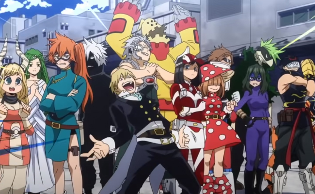 How Many Episodes Will Season 5 of My Hero Academia Have?