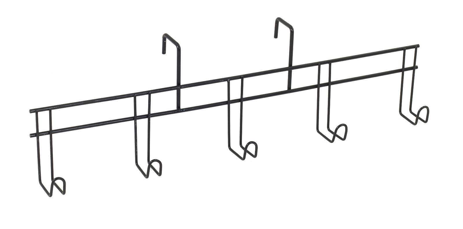 Equi Essentials Wire 5 Hook Bridle Rack