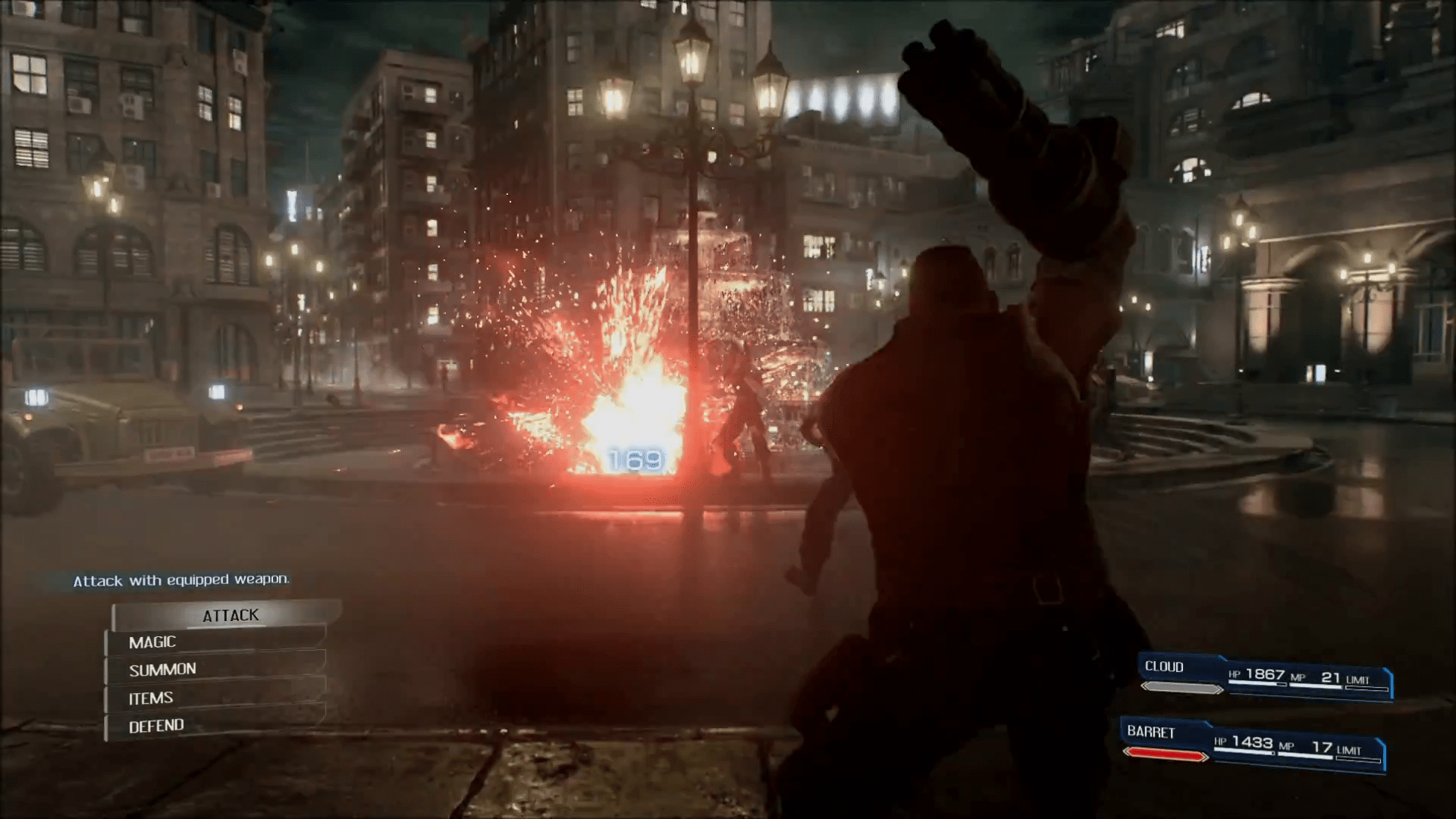 Final Fantasy 7 Remake PlayStation Experience 15 Trailer The Escapist