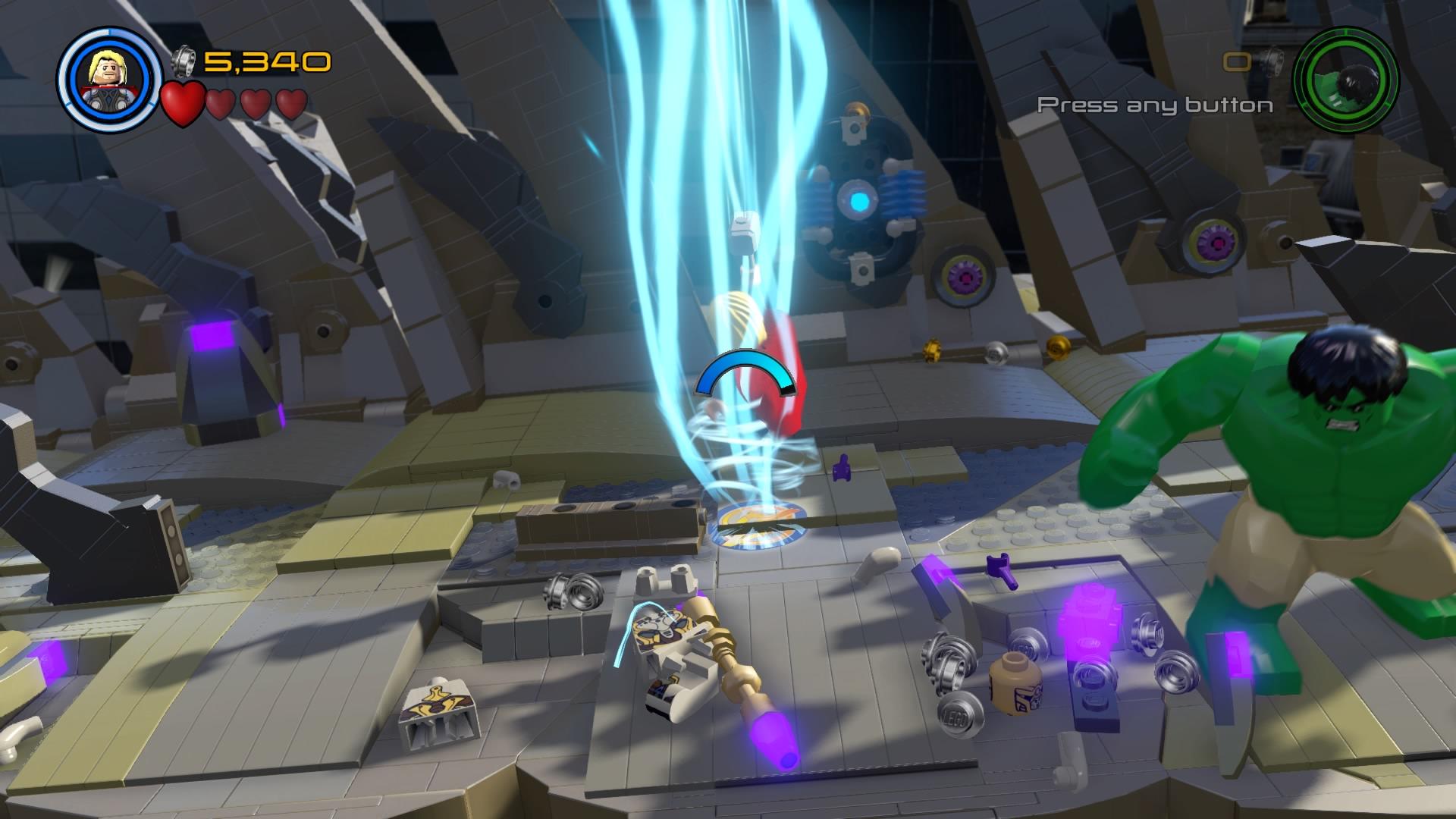 Lego Marvel S Avengers Walkthrough