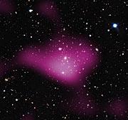 Primi risultati della survey KiDS (materia oscura)