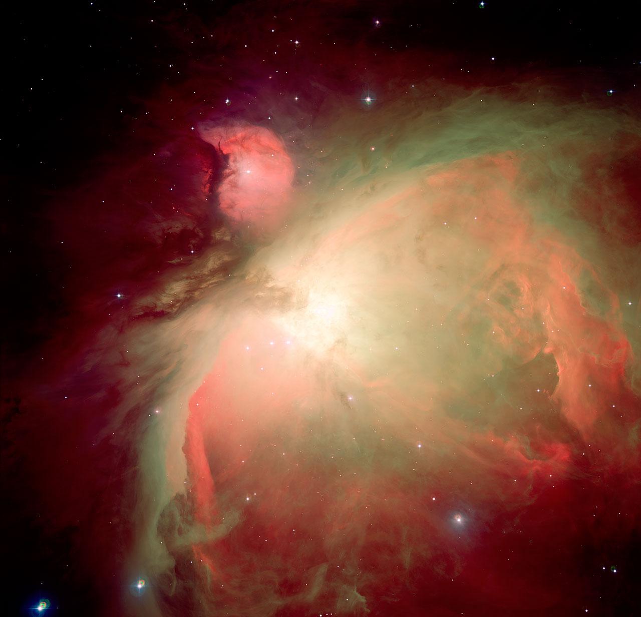 Image result for orion nebula