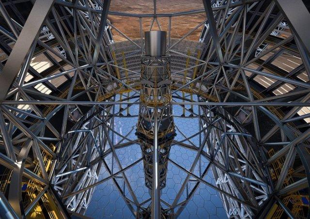 ESO firma el mayor contrato de astronomía basada en tierra para la cúpula y la estructura del telescopio E-ELT