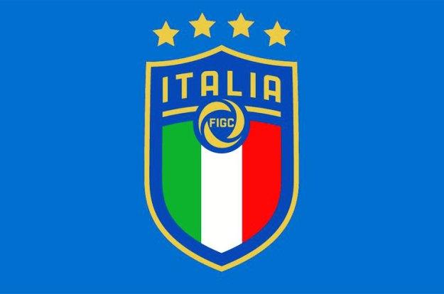 Seleção italiana apresentou seu novo escudo na última segunda-feira