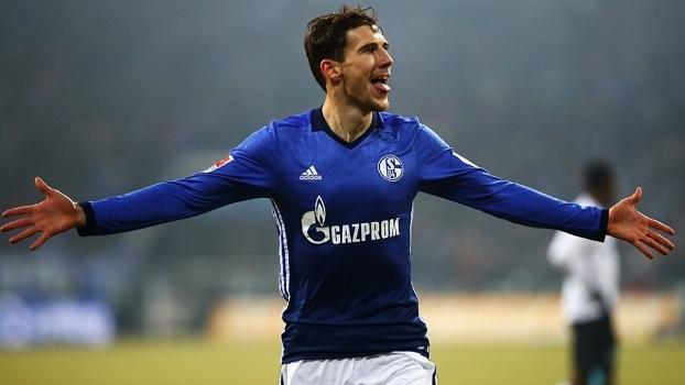 Goretzka é um dos destaques do Schalke 04