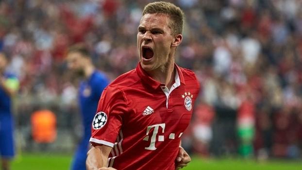 Kimmich chegou ao Bayern de Munique em 2015