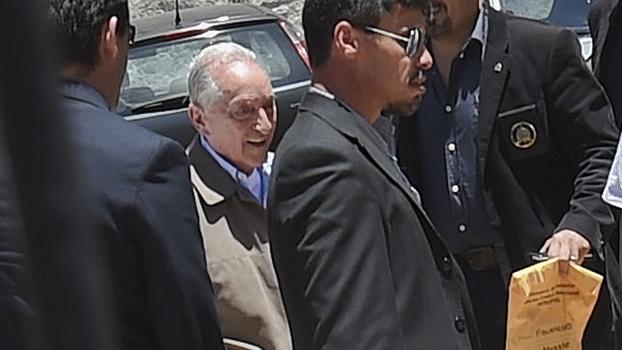 Ex-presidente da Conmebol, Eugenio Figueredo está preso no Uruguai
