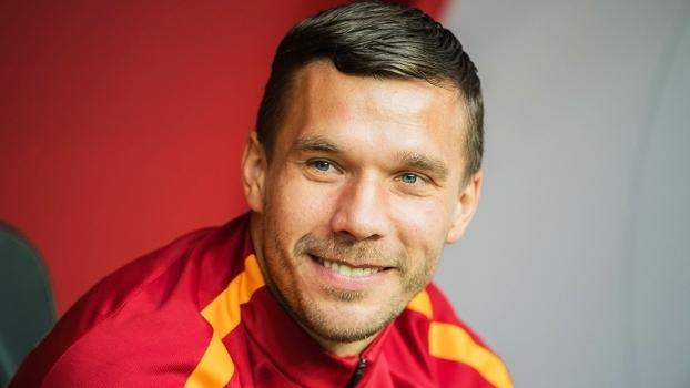 Podolski Galatasaray Osmanlispor Campeonato Turco 19/05/2017