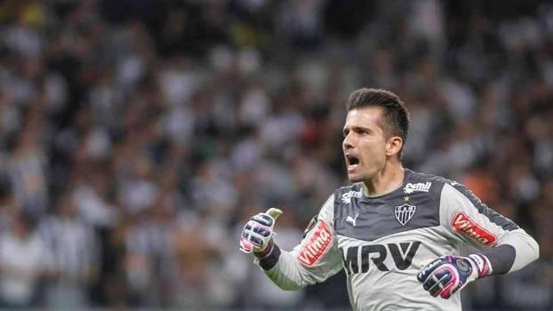 Resultado de imagem para Victor, goleiro do Atlético/MG