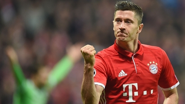 Lewandowski está desde 2014 no Bayern de Munique