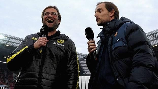 Jurgen Klopp foi substituído por Thomas Tuchel no Borussia Dortmund