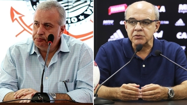 Corinthians teve receita maior, mas caixa menor que o do Flamengo até setembro do ano passado