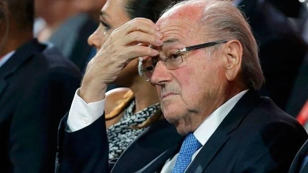 Joseph Blatter, presidente da Fifa, recorreu de suspensão de 90 dias, segundo NYT