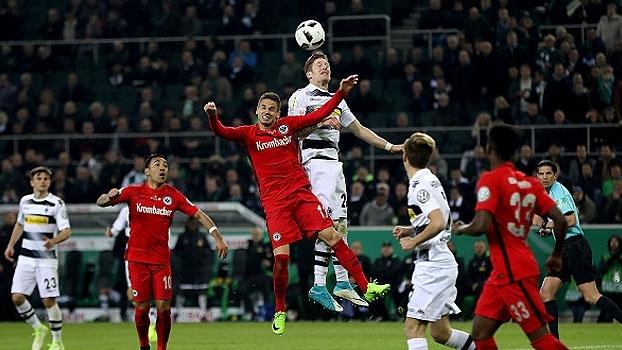 Resultado de imagem para Eintracht Frankfurt  copa da alemanha