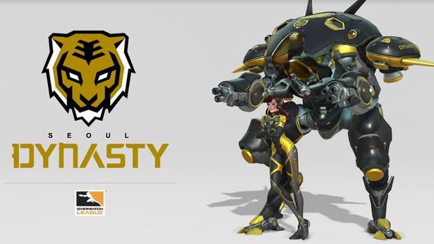 A KSV Esports será a Seoul Dynasty, a representante sul-coreana da Overwatch League.