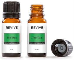 tea tree essential oil from REVIVE