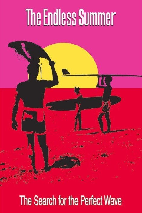 poster bruce brown the endless summer