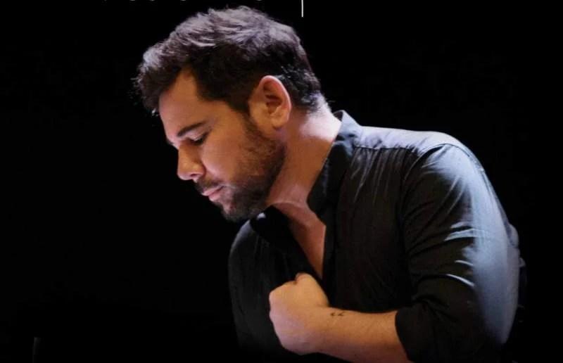 Legendary Flamenco singer Miguel Povedato performs