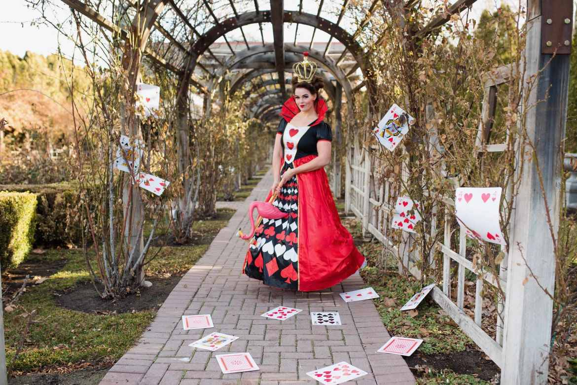 Queen of Hearts Cosplay