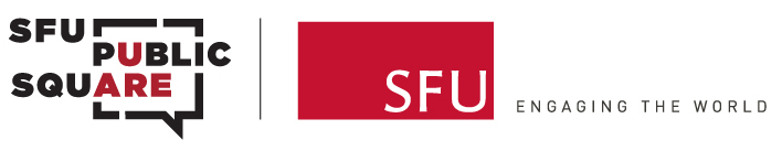 Simon Fraser University's Public Square wordmark