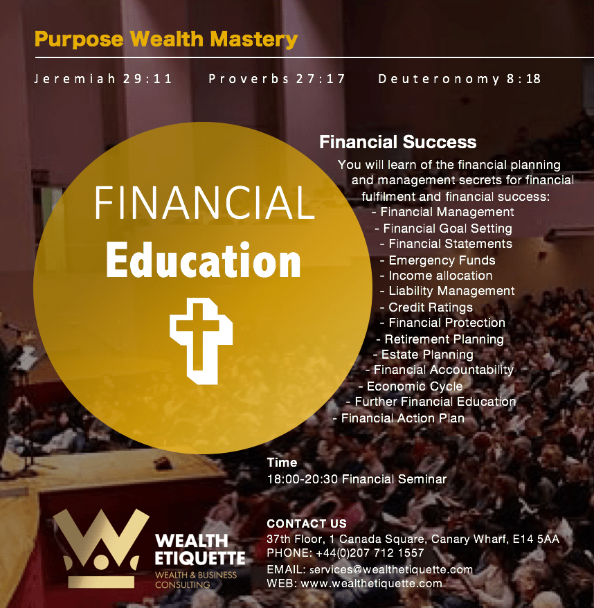 Personal Finances Guaranteeing Financial Success 2018 Tickets Wed 10 Jan 2018 At 1800