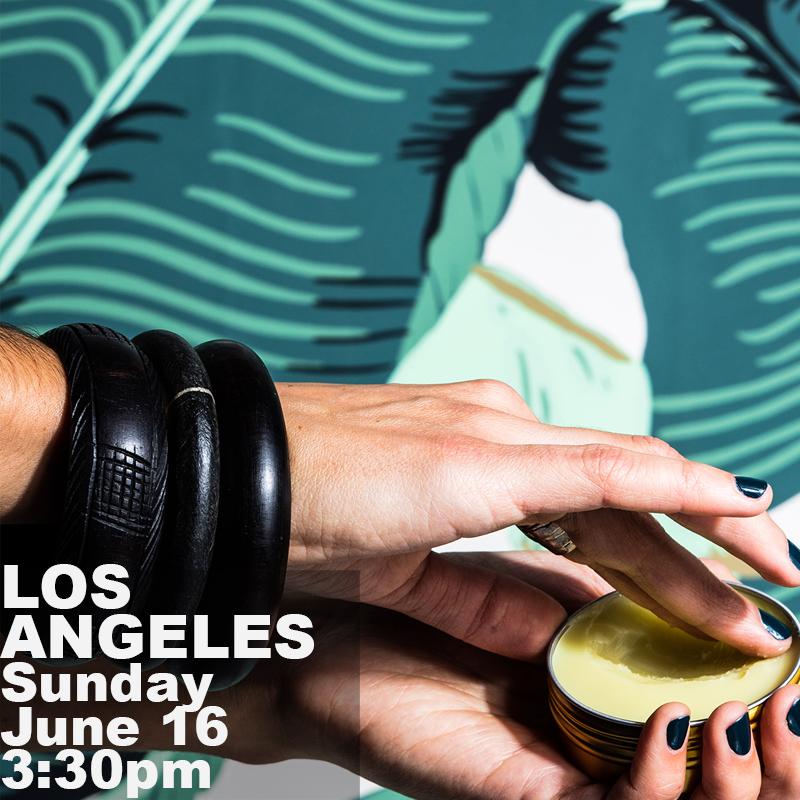 Book Tour Los Angeles