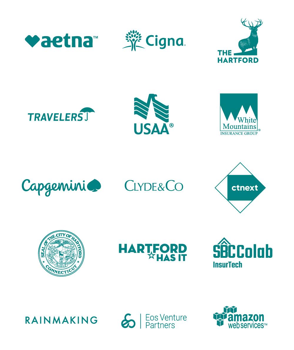 Hartford Partner Logos