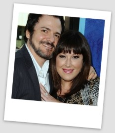 Carnie Wilson and Rob Bonfiglio