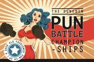 The Dunedin Pun Battle Championships!
