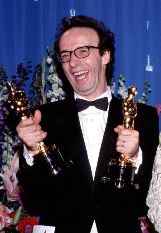 Image result for Roberto Benigni Wins Best Actor