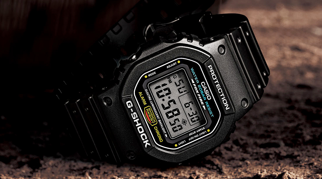 Is the Casio G-Shock DW-5600 Worth It in 2019? | Everyday Carry