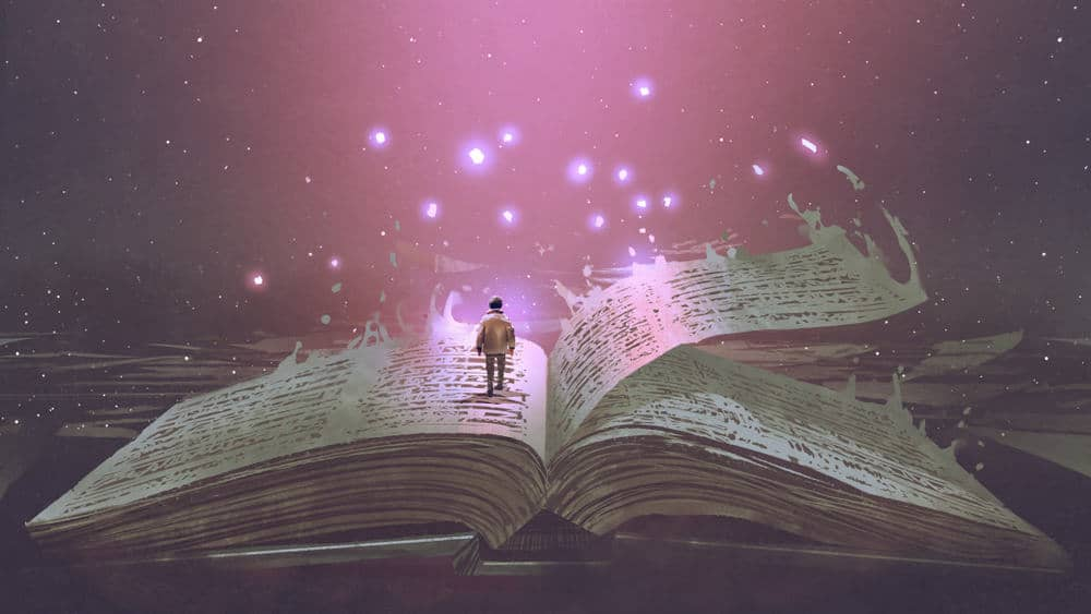 Why Imagination is More Important than Knowledge
