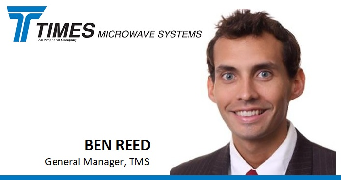 times microwave systems appoints ben