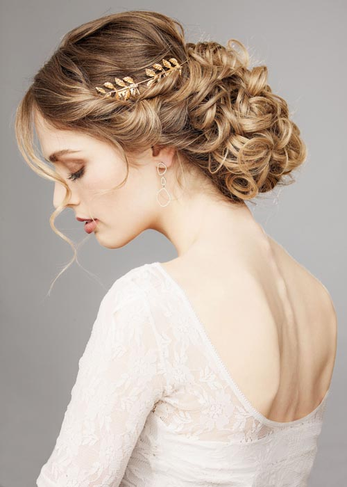 Image Result For Hairstyles For Wedding Bride